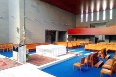 13 Ampliamento aula liturgica Seminario