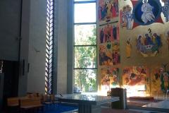 14 Ampliamento aula liturgica Seminario