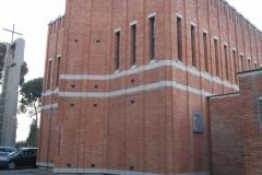Ampliamento aula liturgica Seminario