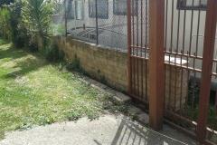 2 Demolizione e ricostruzione muro di confine in c.a.