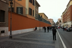 4 Risanamento mura Porta Angelica