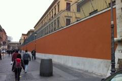 5 Risanamento mura Porta Angelica