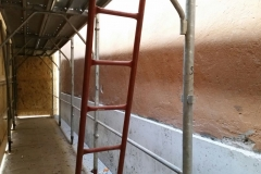 2 Risanamento mura Porta Angelica