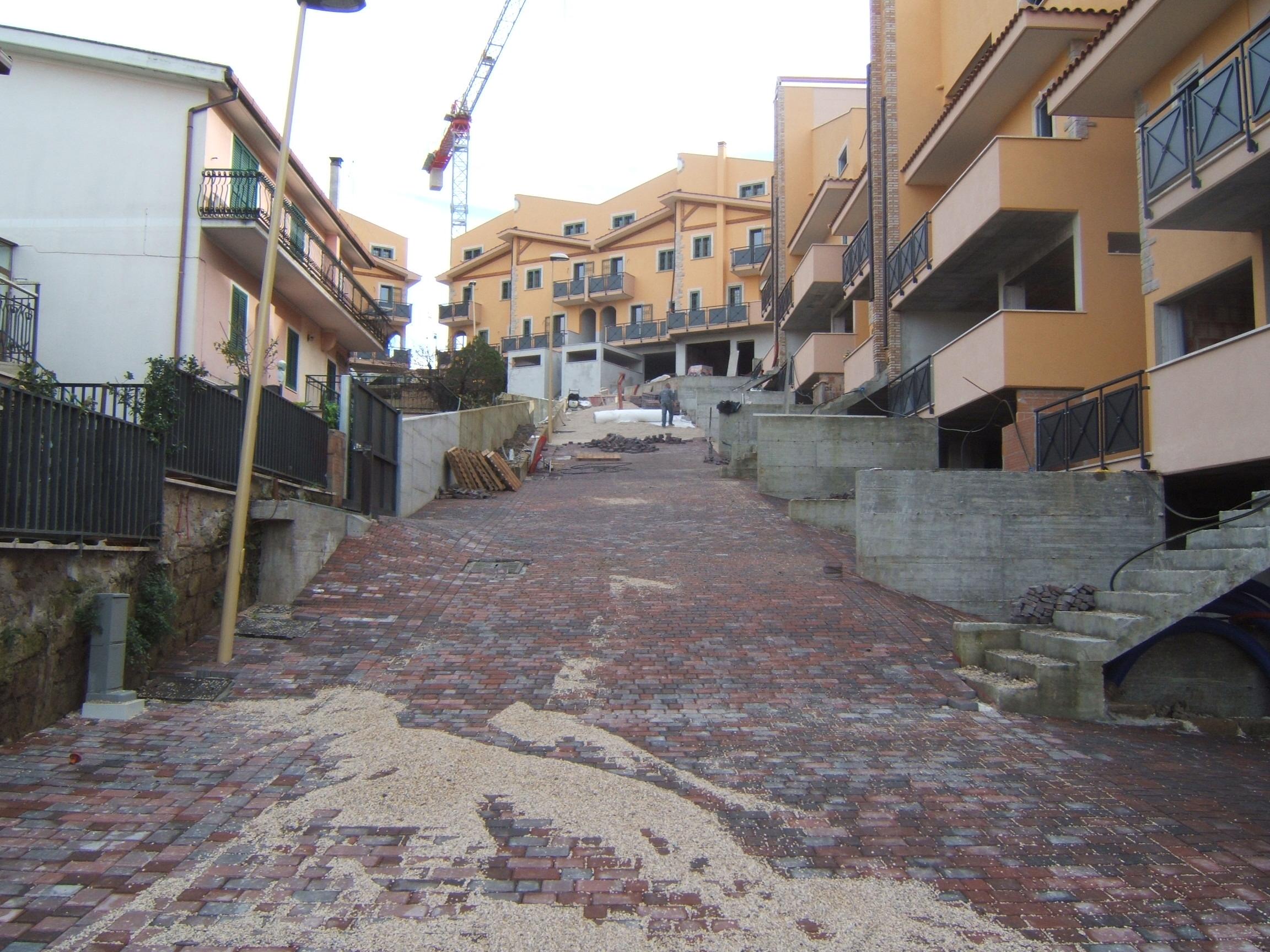 Ville Selva Candida Roma