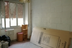 Ristrutturazione appartamento in Via Paolo V