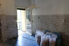 Ristrutturazione appartamento in Via Meropia