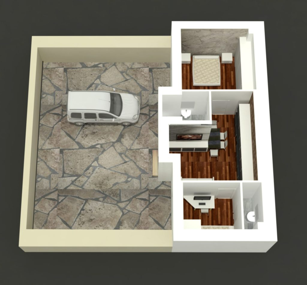 Appartamento zona Pineta Sacchetti - Roma (RM)
